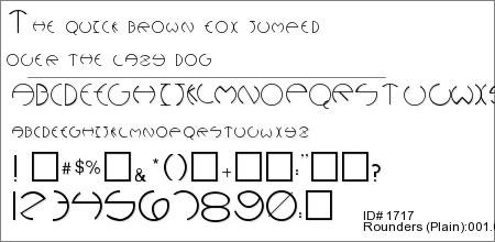 Rounders (Plain):001.001