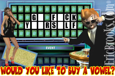 Would you like to buy a vowel?
