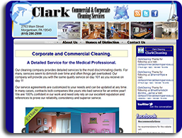 Clark Commercial and Corporate Cleaning Services
