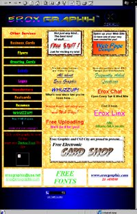 My EroxGraphix site on Xoom