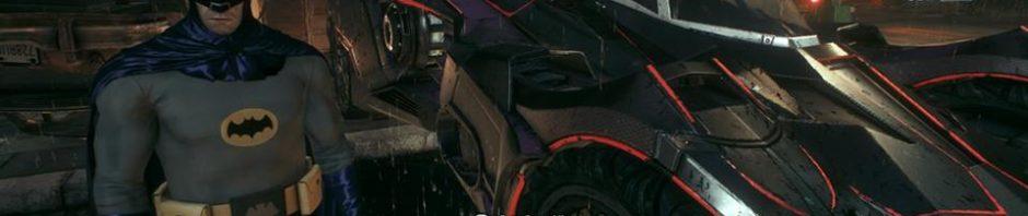 Adam West Batman – Beneath The Surface
