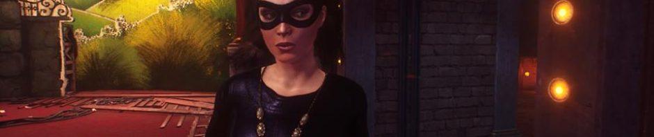 Catwoman's Revenge (Swingin' '60's version)