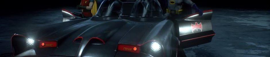 Adam West Batman – Shadow War