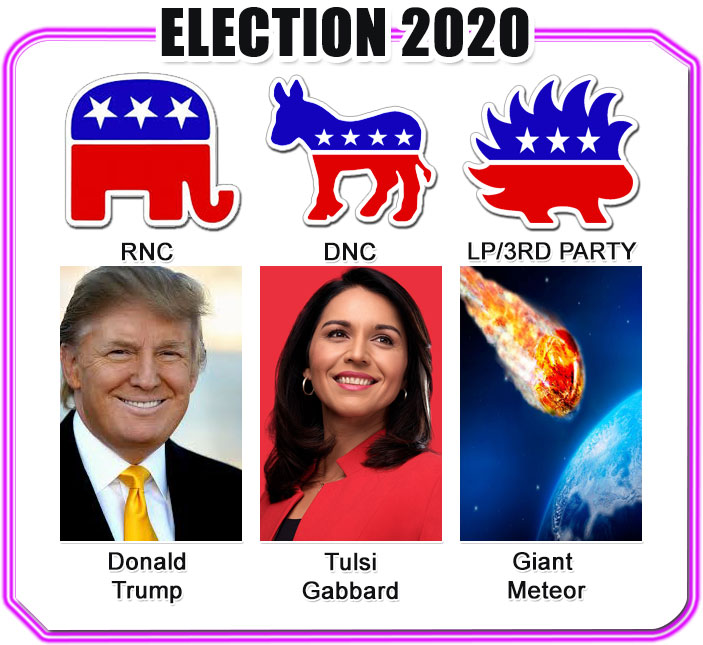 My 2020 Election Wishlist