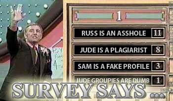 Russ is an asshole
