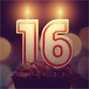 Number Candles Text Effect - Part 1