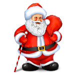 How To Create Christmas Cartoon Character In Adobe Photoshop