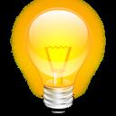 Light Bulb Inspired Text Effect